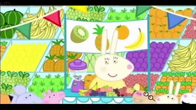 Fruit episodes Peppa Pig in English Peppa pig cartoon for Kid