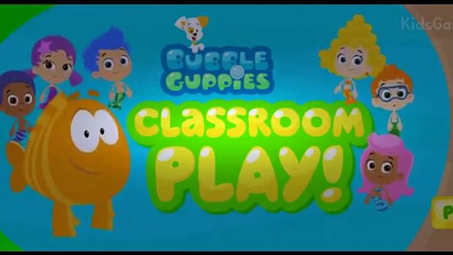 Bubble Guppies Cartoon Game - Classroom Play ! Bubble Guppies Full Episodes - Bubble Guppies Nick JR