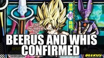 Dragon Ball Xenoverse Beerus and Whis CONFIRMED Playable! New Characters Revealed!