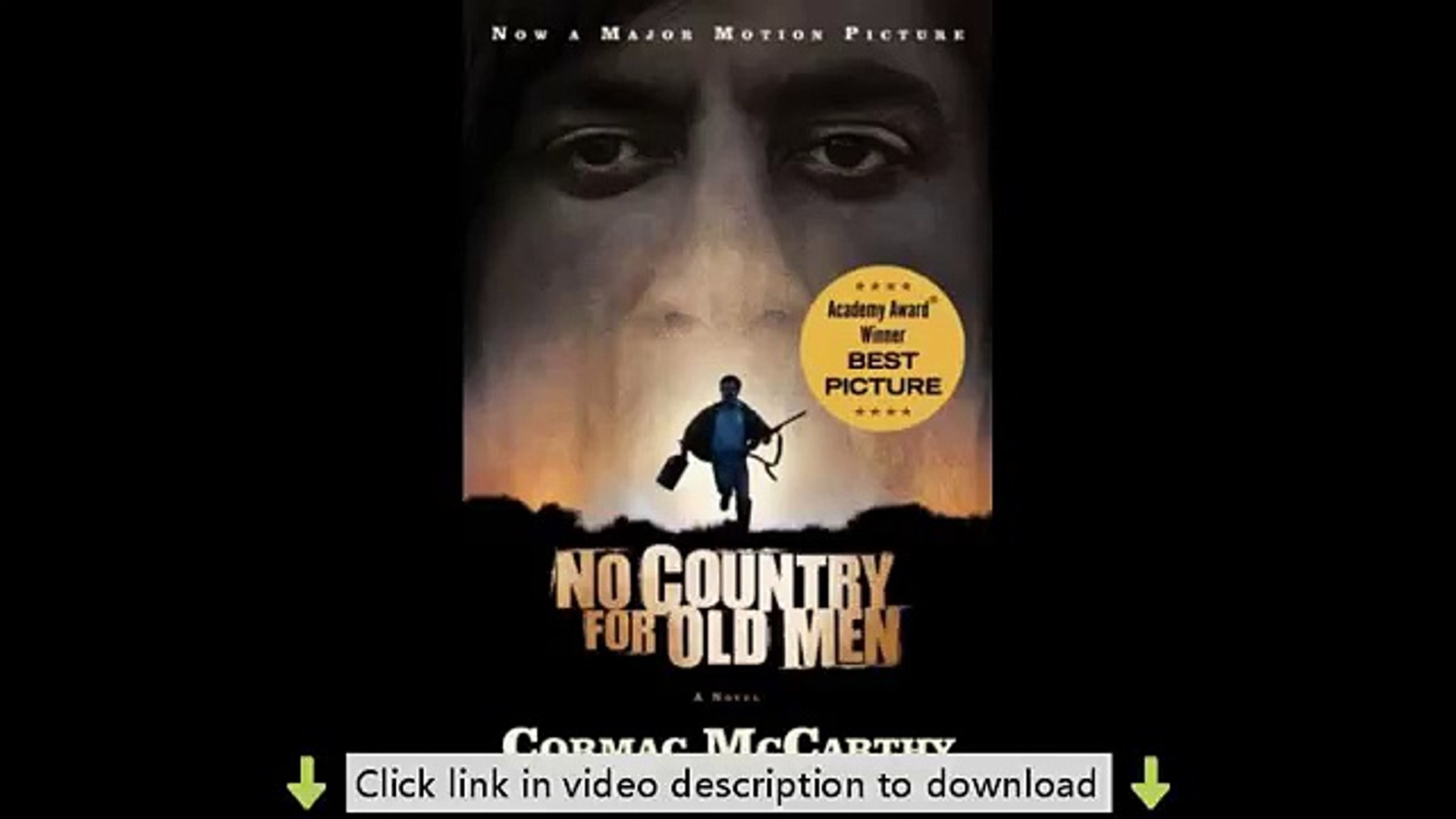 No Country For Old Men Vintage International Video Dailymotion