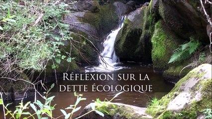 Réflexion sur la dette écologique (2014)