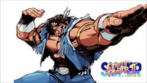 Super Street Fighter II Turbo Arcade Music - T-Hawk Stage Soundtrack - CPS2