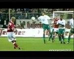 """FORZA GRIFO (2003) -  estratto dal film """"perugia inter 2-1"""""""