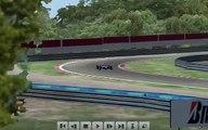 F1 Challenge '99 - '02 MOD 1997 ROUND 11 HUNGARIAN GRAND PRIX - LAST LAPS