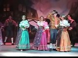 The Beauty and the Beast opening. Find Manu dancing.