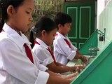 UNICEF: Global Handwashing Day 2008 (French)