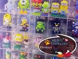 Cute Cartoon LOZ Diamond Blocks Building Toys Spiderman Mario Yoshi Minions Mini Blocks Kids Toys