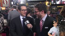 J.J. Abrams Answers All Our Yes Or No Questions About 'Star Wars The Force Awakens'  MTV News