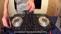 JD - Pioneer DDJ SB EDM Mix #1
