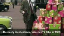 Mr Bean's (Rowan Atkinson)  25th Birthday at Buckingham Palace