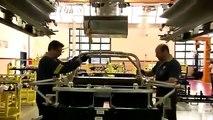 Tecnología para fabricación de piezas de fibra de carbono para automoción