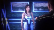 Mass Effect 3 - Shepard and Diana Allers