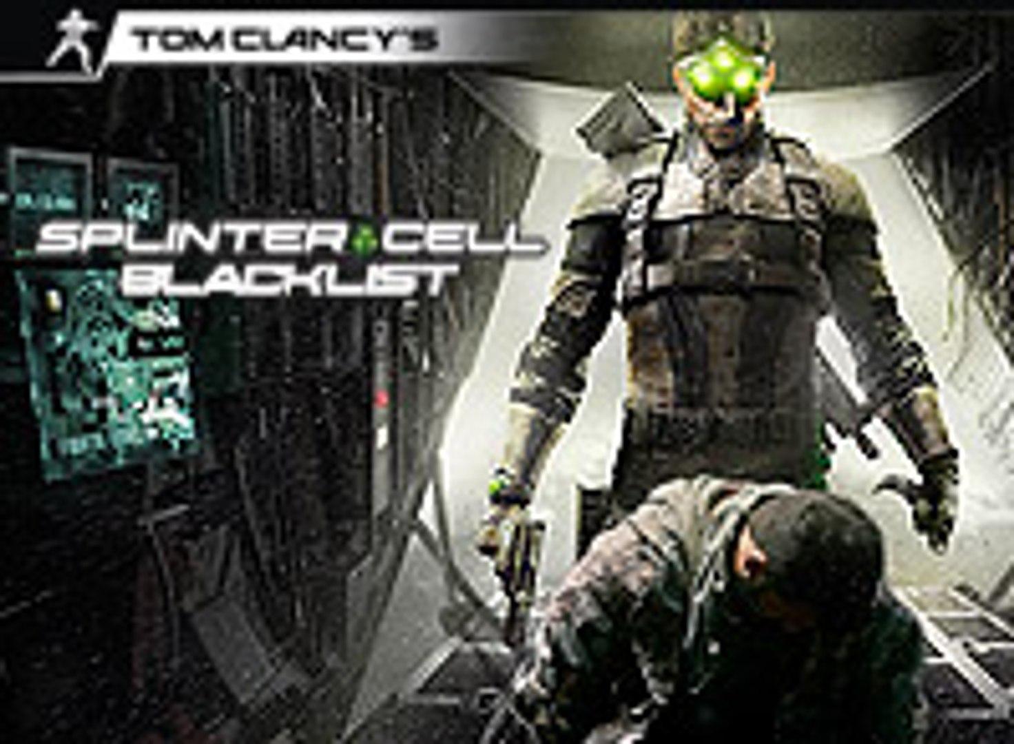 Splinter Cell: Blacklist, Tráiler interrogatorio