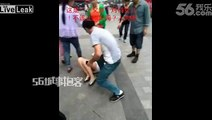 Cruel Father Beats Her Daughter - video dailymotion