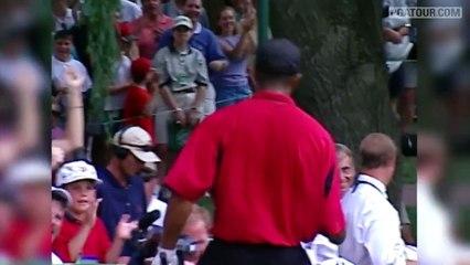 Golf / Top 10 - Tiger Woods / Exploits / PGA Tour