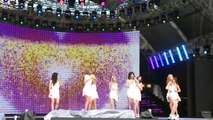 150905 2015 DMC KPOP Super Concert SNSD   Gee & Lion Heart Rehearsal