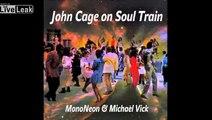 """""""Cage Train"""" - MonoNeon & Michael Vick (John Cage on Soul Train)"""