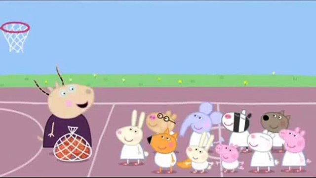 Peppa Pig Español HD - Baloncesto - New Peppa Pig Español HD Capitulos Completos 2015   Свинка
