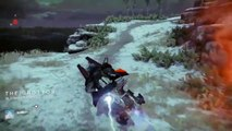 Destiny The Silent Fang Bounty Location The Grottos Destiny Wanted Bounty