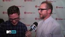 Simon Pegg Talks 'Star Wars', 'Mission Impossible', & 'Star Trek'  MTV News