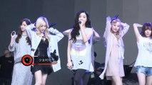 150906 DMC 2015 Radio DJ Concert SNSD Lion Heart Rehearsal 1