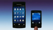 How to transfer contacts from a Sony Ericsson Xperia Mini to a Sony Ericsson Xperia Arc