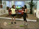 Fitness Expert Julia Zammito- Prevent Holiday Weight Gain Tips & Workout!