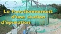 Fonctionnement d'une station d'épuration moderne à  Villey sur Tille (21)