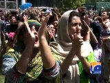 Thrilling Flying Displays Entertain Thousands Of Spectators-Geo Reports-06 Sep 2015