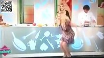 Crazy split fail on Live TV Show... And it hurts!