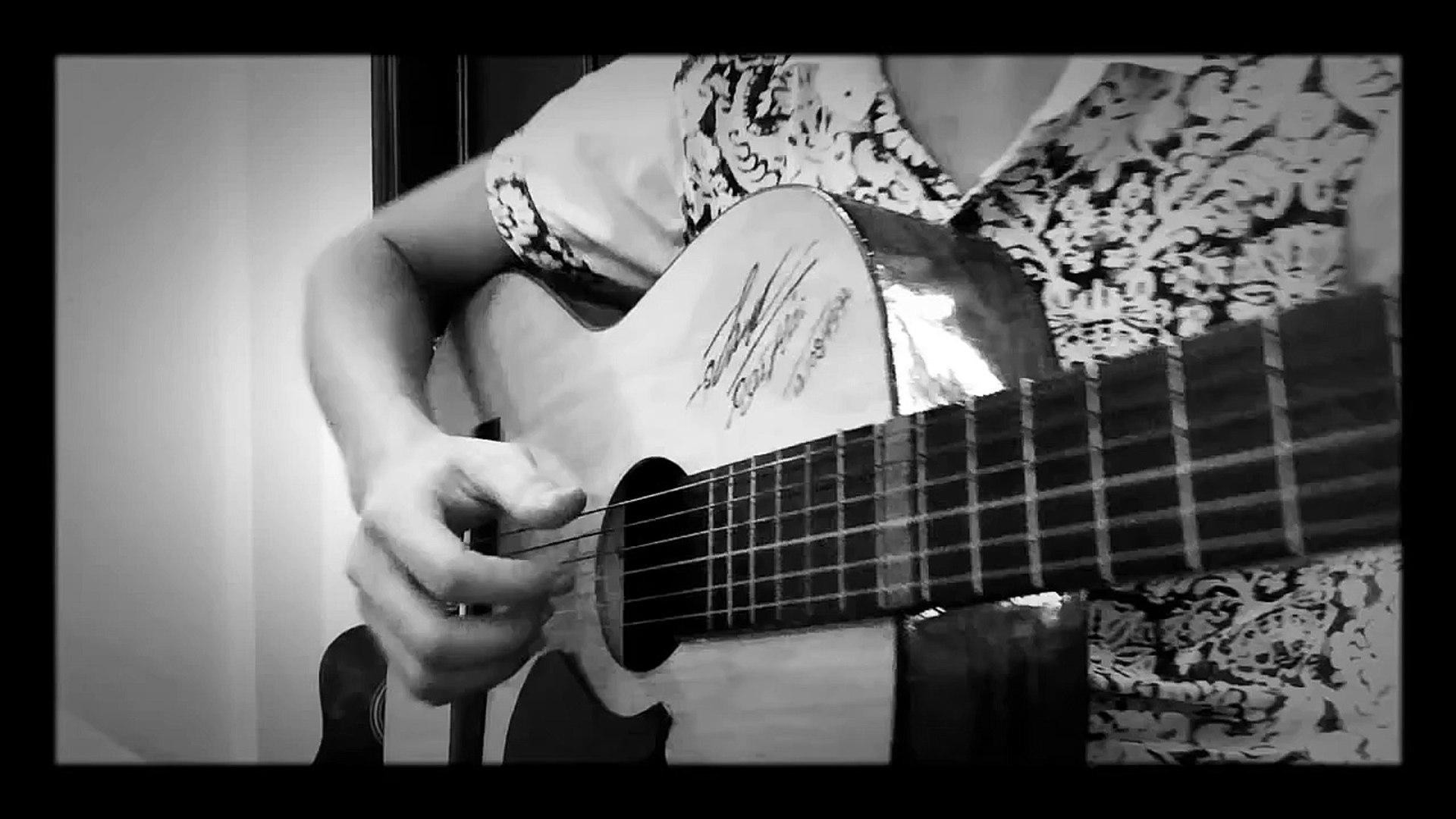 Cám Ơn Vì Tất Cả - Anh Quân  Idol. Guitar Cover Vì Hải