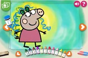 Peppa Pig dress up game episode 13 Monster High Lagoona Blue HD free online game.mp4