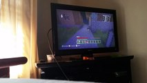 Minecraft Xbox Superflat Survival [1]