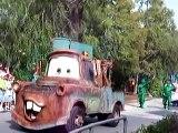 MGM Disney Studios - Stars and Motor Cars Parade (Part 1)
