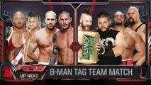 Randy Orton, Ryback, Cesaro & Dolph Ziggler vs Sheamus, Big Show, Kevin Owens & Rusev | Raw Español Latino HD