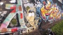 IceCreamBuds Cartoons - Spray Painting Graffiti Characters #3