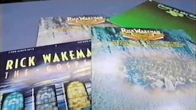 Rick Wakeman - Story of Morning has Broken