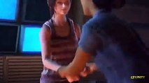 Ellie and Riley Kiss Scene   The Last of Us   Left Behind
