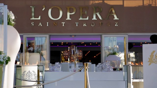 L'Opéra - Restaurant Saint-Tropez - Via-selection.com 2015