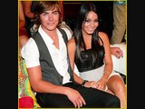 zac efron and vanessa hudgens - young and in love