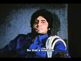 Deewar Fight with Amitabh Bachchan (1)