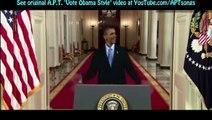 "OBAMA Dances to Gangnam SPOOF ""Vote Obama Style"""