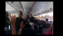 U.S. Fighter Jets escort Sunwing Airlines flight back to Toronto after Muslim makes bomb threat