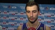 Basket - Euro - Bleus : Westermann «Mes coéquipiers m'aident beaucoup»