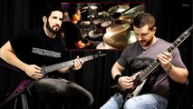 "Megadeth ""Symphony of Destruction"" Cover Collab feat. Nabil Karsheh"