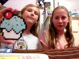 2 of my favorite perler bead creation featuring Maddie!!!!!