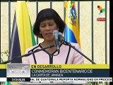 Simpson-Miller: El Caribe comparte historia por Simón Bolívar