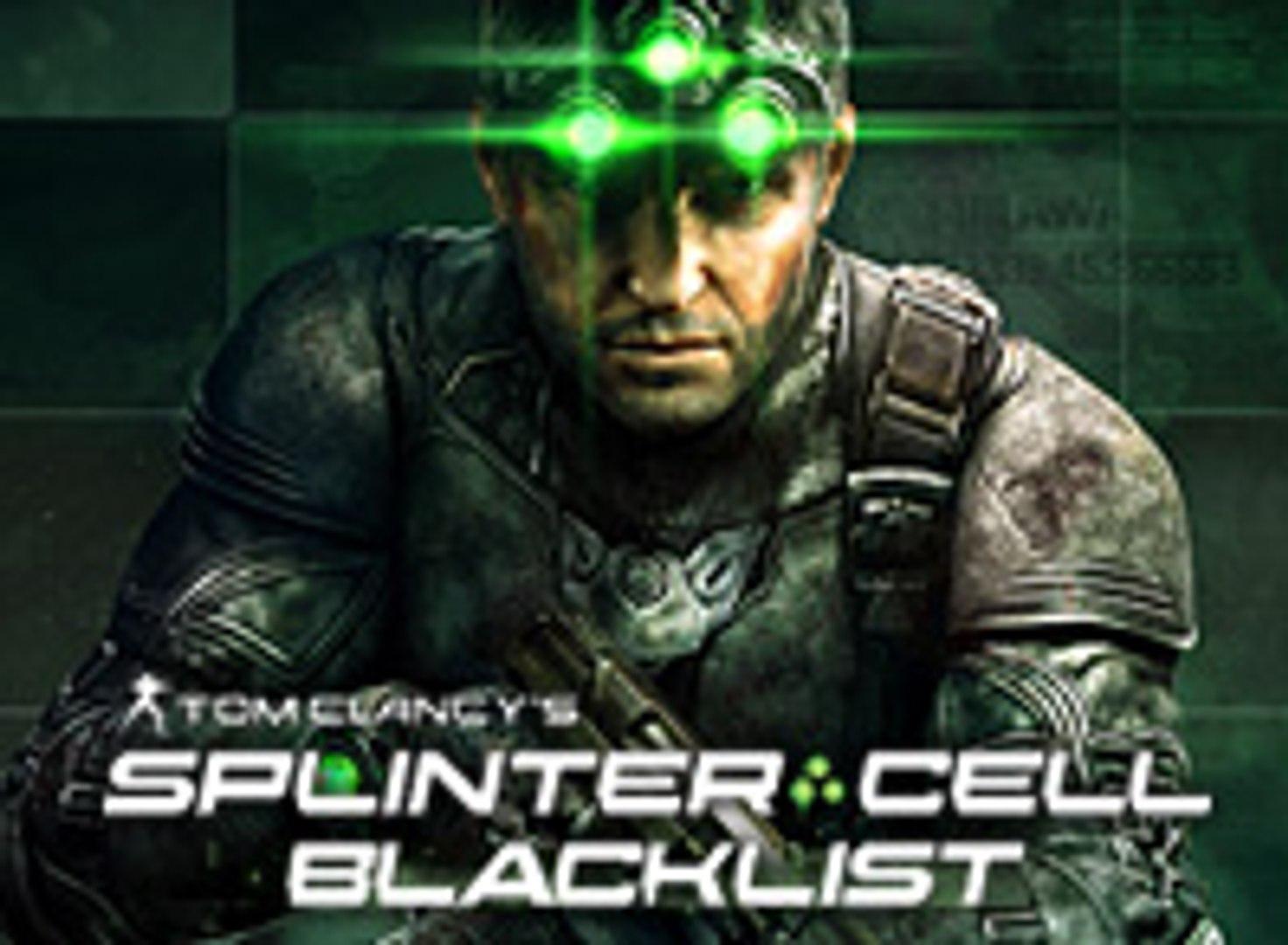 Splinter Cell: Blacklist, Tráiler Gamescom
