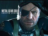 Metal Gear Solid V: The Phantom Pain, Captura de Movimientos