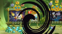 Rayman Legends - Toad Story - When Toads Fly - Invaded